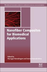 Cover image for Nanofiber Composites for Biomedical Applications