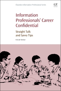 Cover image for Information Professionals' Career Confidential