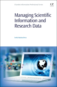 Cover image for Managing Scientific Information and Research Data