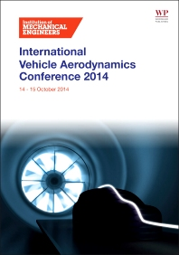 Cover image for The International Vehicle Aerodynamics Conference