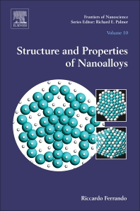 Cover image for Structure and Properties of Nanoalloys