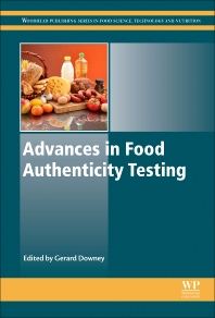 Cover image for Advances in Food Authenticity Testing
