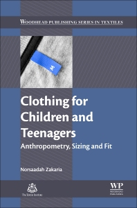 Cover image for Clothing for Children and Teenagers