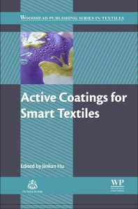 Cover image for Active Coatings for Smart Textiles