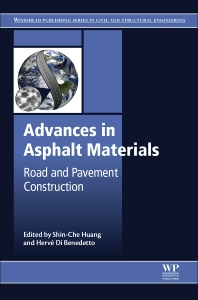 Cover image for Advances in Asphalt Materials