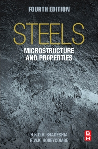 Cover image for Steels: Microstructure and Properties