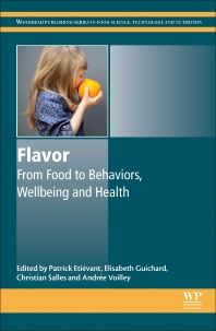 Cover image for Flavor