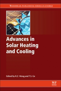 Advances in Solar Heating and Cooling - 1st Edition - ISBN: 9780081003015, 9780081003022