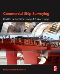 Commercial Ship Surveying - 1st Edition - ISBN: 9780081003039, 9780081003046