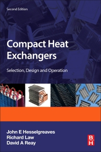 Compact Heat Exchangers - 2nd Edition - ISBN: 9780081003053, 9780081003060