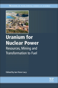 Cover image for Uranium for Nuclear Power