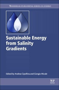 Sustainable Energy from Salinity Gradients - 1st Edition - ISBN: 9780081003121, 9780081003237