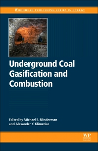 Cover image for Underground Coal Gasification and Combustion