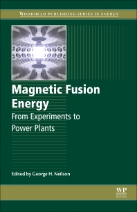 Cover image for Magnetic Fusion Energy