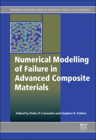 Cover image for Numerical Modelling of Failure in Advanced Composite Materials
