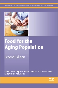 Cover image for Food for the Aging Population