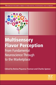 Cover image for Multisensory Flavor Perception