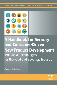 Cover image for A Handbook for Sensory and Consumer-Driven New Product Development