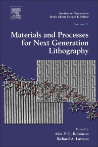 Cover image for Materials and Processes for Next Generation Lithography