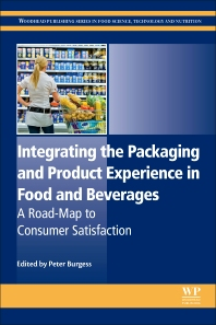 Cover image for Integrating the Packaging and Product Experience in Food and Beverages