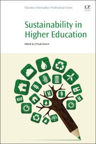 Cover image for Sustainability in Higher Education