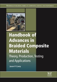 Cover image for Handbook of Advances in Braided Composite Materials