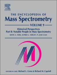 The Encyclopedia of Mass Spectrometry - 1st Edition - ISBN: 9780081003794, 9780081003954