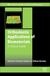 cover of Orthodontic Applications of Biomaterials - 1st Edition