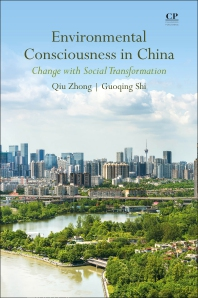 Cover image for Environmental Consciousness in China