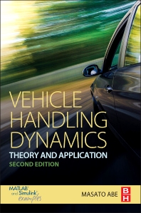 Vehicle Handling Dynamics - 2nd Edition - ISBN: 9780081003909, 9780081003732
