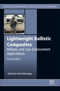 cover of Lightweight Ballistic Composites - 2nd Edition