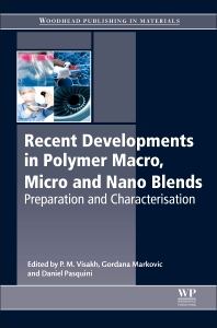 Cover image for Recent Developments in Polymer Macro, Micro and Nano Blends