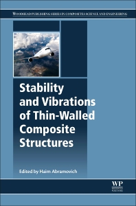 Cover image for Stability and Vibrations of Thin-Walled Composite Structures