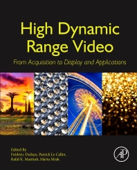 Cover image for High Dynamic Range Video