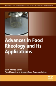 Cover image for Advances in Food Rheology and Its Applications