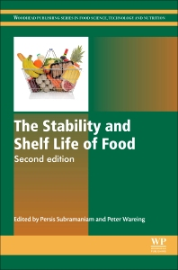 Cover image for The Stability and Shelf Life of Food