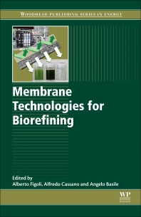 Cover image for Membrane Technologies for Biorefining
