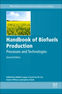 Cover image for Handbook of Biofuels Production