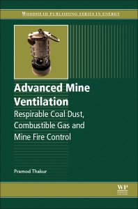 Cover image for Advanced Mine Ventilation