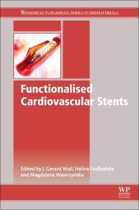 Cover image for Functionalised Cardiovascular Stents