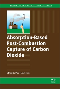 Cover image for Absorption-Based Post-Combustion Capture of Carbon Dioxide