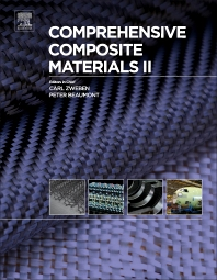 Cover image for Comprehensive Composite Materials II