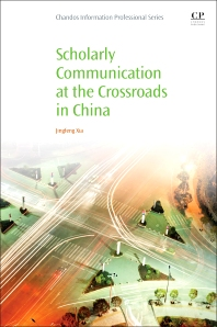 Cover image for Scholarly Communication at the Crossroads in China