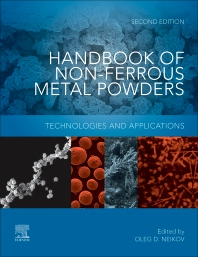 Cover image for Handbook of Non-Ferrous Metal Powders