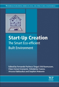 Cover image for Start-Up Creation