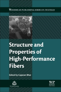 Cover image for Structure and Properties of High-Performance Fibers