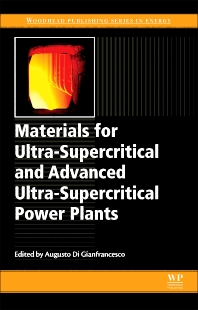 Cover image for Materials for Ultra-Supercritical and Advanced Ultra-Supercritical Power Plants