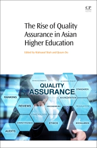 Cover image for The Rise of Quality Assurance in Asian Higher Education