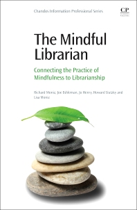 Cover image for The Mindful Librarian
