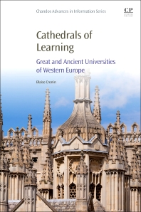 Cathedrals of Learning - 1st Edition - ISBN: 9780081005569, 9780081005620